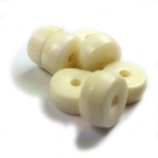 loose white bone
