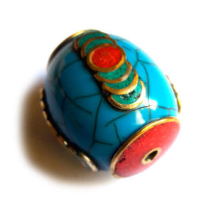 Beads from Nepal