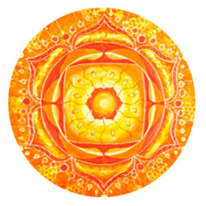 chakra swadhistana, plexus sacré