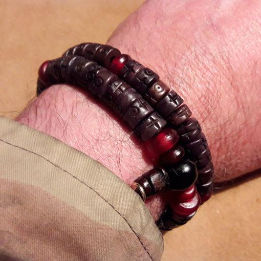 bracelet yak création TOTMANI