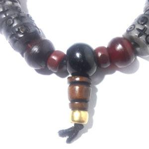 bracelet nak homme, détail